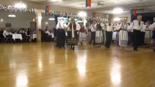 Trachtenball 2014 - Auf Marsch & Siebenbürgenlied