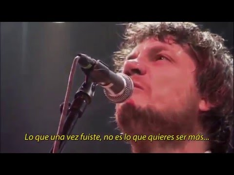Wilco - A Shot in the Arm (live) (subtitulos español) mp3