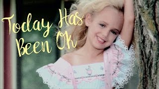 jonbenet ramsey today has been ok w caitlin