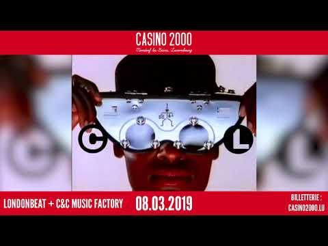 Londonbeat & C+C Music Factory CASINO 2OOO