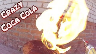 Crazy Experiment Gas Torch vs Snickers, Coca Cola, Toys / AMAZING EXPERIMENTS WITH FIRE