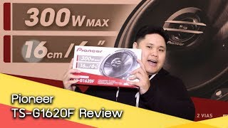 Pioneer : Pioneer TS-G1620F Review