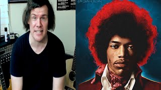 JIMI HENDRIX- BOTH SIDES OF THE SKY REVIEW- Fix it in the mix Episode 10