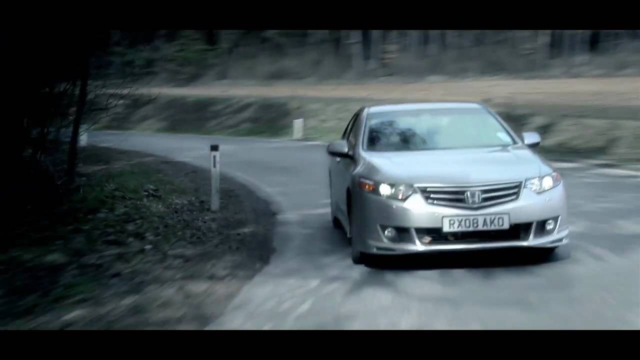 The new Honda Accord: comfort, refinement, premium features and technology