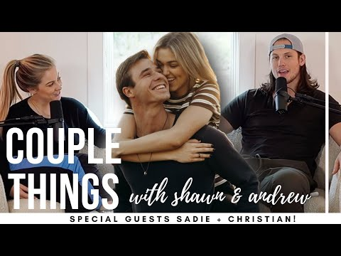 sadie + christian   couple things with shawn and andrew