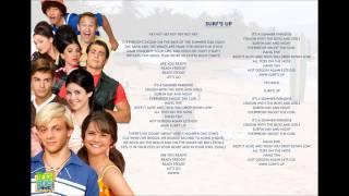 Surf's Up by Ross Lynch, Maia Mitchell & Teen Beach Movie Cast [Teen Beach Movie] with Lyrics