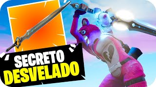 LE SECRET DE FORTNITE'S INFINITY SPACE - Luh