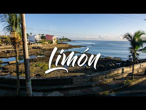Limon, Costa Rica - La perla del Caribe