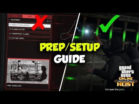 GTA Online Cayo Perico Heist - Which Setups \u0026 Preps You Should/Shouldn't Do
