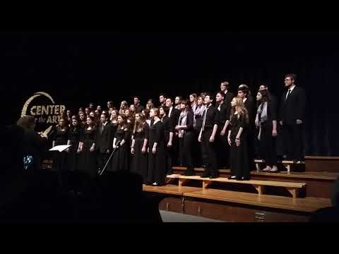 WAMD Spring Choral Concert 2019 - Lacrymosa from Requiem