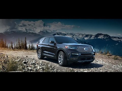 2020 Ford Explorer - PRODUCTION