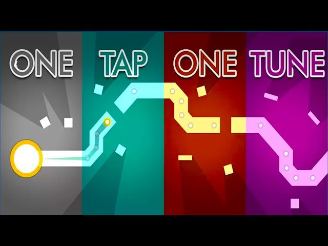 Dancing Ballz: Color Line Android Gameplay u1d34u1d30