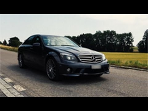 Mercedes Benz C63 AMG Sound - 100oktan GmbH