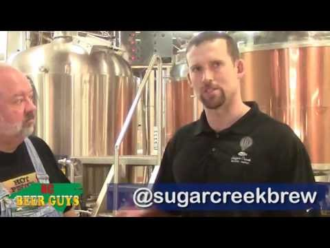 NCBeerBuzz - Sugar Creek Brewing Co., Charlotte