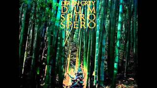 "from the album ""DUM SPIRO SPERO"" LOTUS Me wo tojiru Koko wa aoi Tok..."