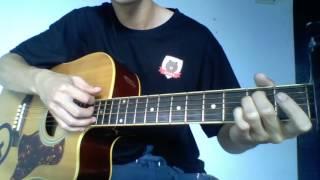 PHÍA SAU MỘT CÔ GÁI - Guitar solo hướng dẫn - Ngọc Tĩnh
