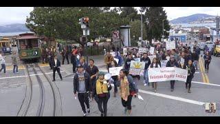 Filipinos in San Francisco (Veterans Day Parade 2015)