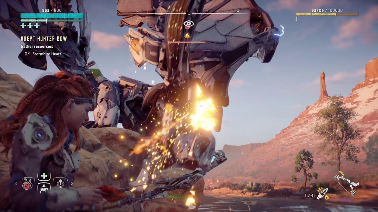 Horizon Zero Dawn: Complete Edition iamrotate gameplay ...