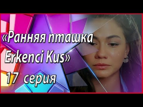 «Ранняя пташка / Erkenci Kus» –17 серия, описание и фото #звезды турецкого кино