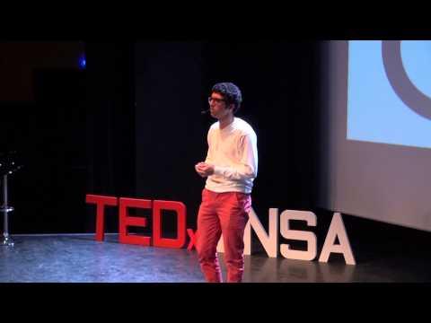 The Next Really BIG Thing: Hazim Azghari at TEDxINSA