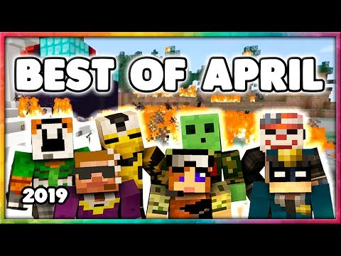 The Crew's Best of April 2019! (Funny Moments Montage)