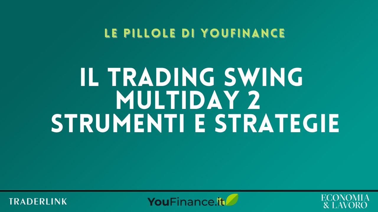 strategie di trading multiday)
