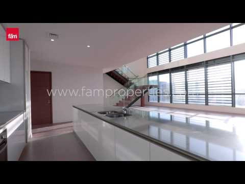 Duplex in City Walk Dubai