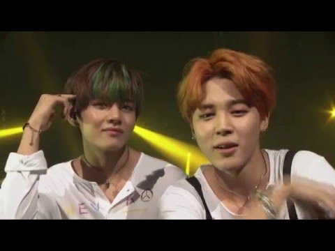 BTS HYYH Miss Right LIVE