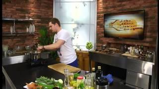 Labs Ēdiens Labiem Draugiem - Kartupeļu salāti ar kūpinājumu, 1. daļa
