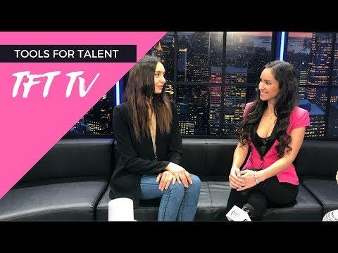 TFT TV - Cheryl Martinez Interviews International Model/Philanthropist Olga Salina