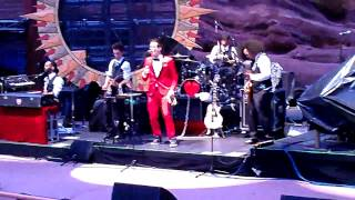 Mayer Hawthorne & The County @ Red Rocks Amphitheatre