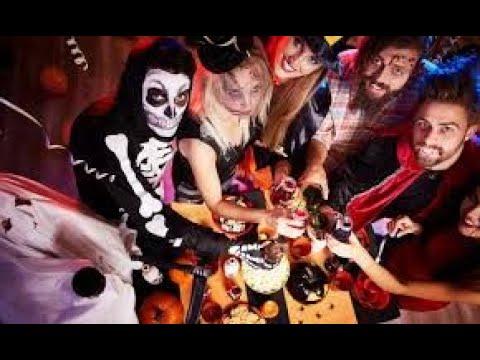 Rich & Bennett Halloween Pub Crawl