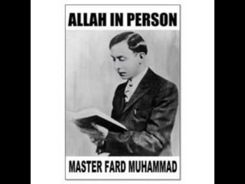 "MASTER FARD MUHAMMAD IS ""THE ORIGINATOR"""