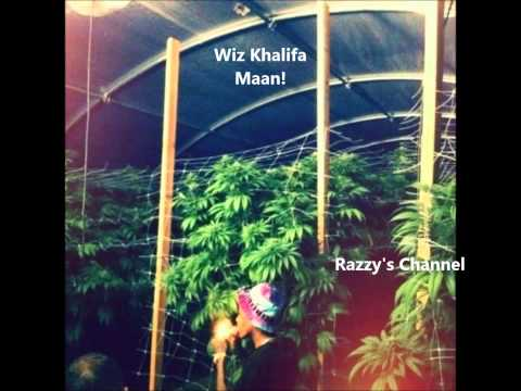 Wiz Khalifa - Maan! (Lyrics)