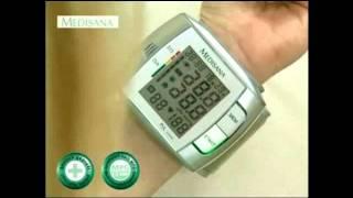 Medisana - HGC wrist blood pressure monitor.mov(, 2011-05-17T13:37:05.000Z)