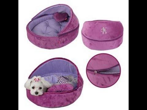 Como hacer una cama para perros peque os youtube - Como hacer una cama de perro ...