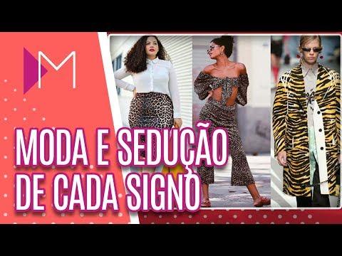 Moda dos signos   Sedução - Mulheres (08/05/18)