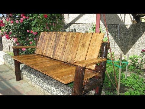 Садовые скамейки фото Дом Мечты