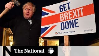 What Boris Johnson's win means for the U.K. and its allies