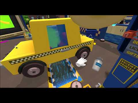 Job Simulator Messing with Customers Auto Mechanic