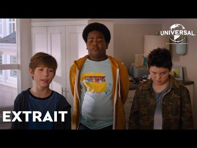 Good Boys - Extrait Les Garçons Tentent De Récupérer Le Drône VOST [Au cinéma le 21 août]
