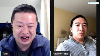 Clip: Andrew Yang's personal take on what happened to Yang2020 and lessons learned for the future...