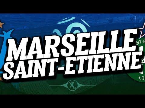 🔴 DIRECT / LIVE : MARSEILLE - SAINT ETIENNE // Club House