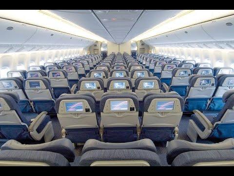 Air Canada Economy Class PVG-YYZ