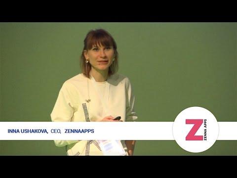 The Power of Creativity & Video Advertising: Inna Ushakova session on White Nights 2016