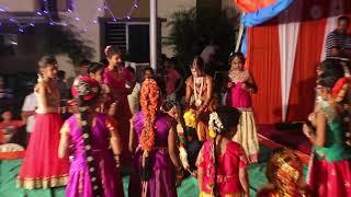 Kuchupudi dance by vertex prime kids 26/08(3)