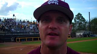 Andy Cannizaro Southern Miss postgame 2-17-18