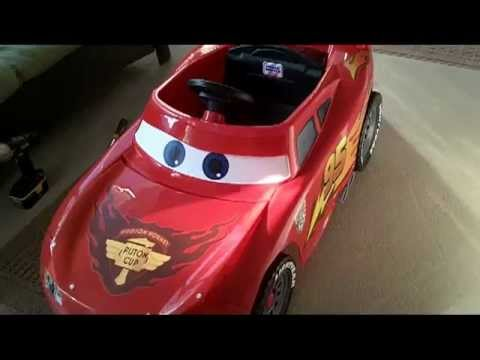 how to build lightning mcqueen youtube. Black Bedroom Furniture Sets. Home Design Ideas