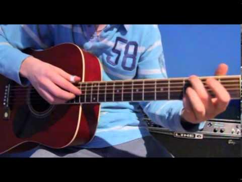 Piotr Szumlas & Jacob Zaborski - Emotions (guitar Cover)