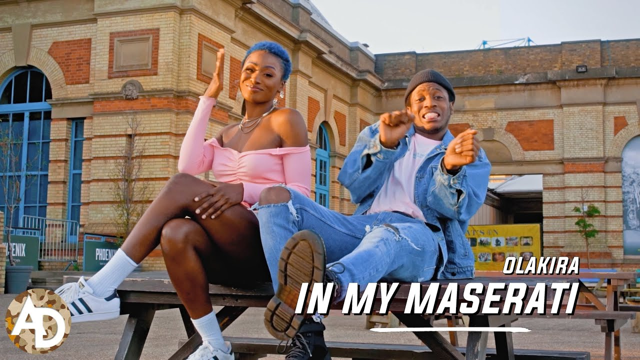 Olakira - In My Maserati (Dance Video)